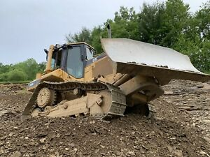 Cat D6m Xl Bull Dozer