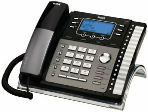 Rca Home Or Office 4 line Landline Telephone 25424re1
