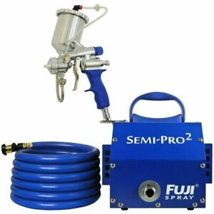 Fuji Spray Semi Pro 2 Hvlp System Gravity Feed Brand New