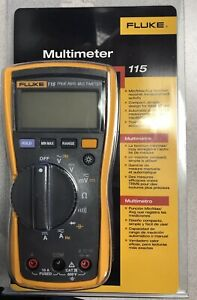 Brand New Fluke 115 Digital Multimeter