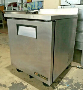 Commercial 27 Worktop Refrigerator