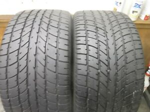 2 Vintage 275 40 17 Goodyear Eagle Zr40 Tires 7 8 32 1d30 390