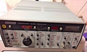 Electro metrics Interference Analyzer Model Emc 11 Mk 4 16hz 50khz