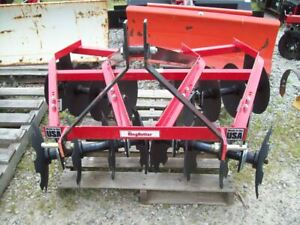 Brand New King Kutter 3 point Hitch 6 foot Disc