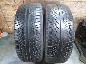 2 255 55 20 109y Michelin Latitude Diamaris Tires 6 5 7 32 0510