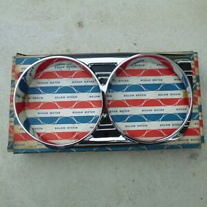 Nissan 510 Bluebird Lhs Headlight Surround New Datsun 1600