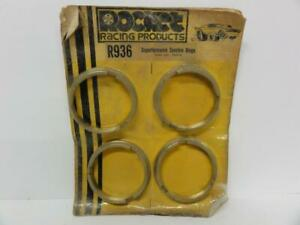 Vtg Nos Rocket Muncie Trans Power Shift Blocker Rings 936 Crash Box Mr Gasket