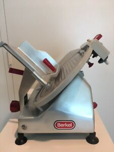 Berkel Feed Slicer 827e Commercial Meat Deli Food Restaurant Equipment