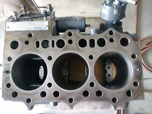 Perkins Diesel Engine 3 Cylinder 100 Series 103 10 engine Block