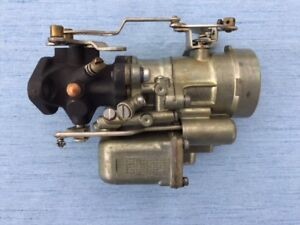 Jeep Mb Gpw Carburetor New Old Stock Brass Tag 698s Is Sealed In Cpfs 706