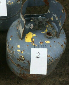 Refrigerant Recovery Reclaim Cylinder Tank Used