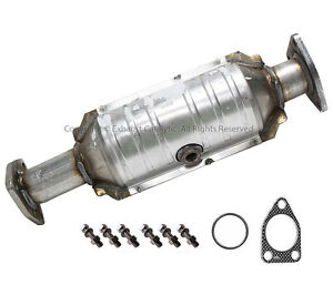 1995 2002 Honda Accord 2 7l 3 0l Rear Direct Fit Catalytic Converter