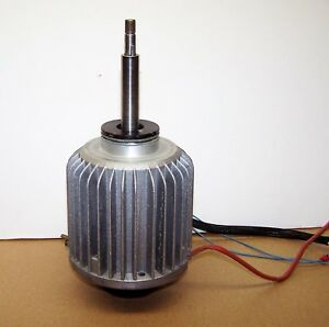 From An Alc Refrigerated Centrifuge Pk 130r motor