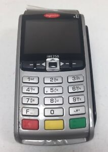 Ingenico Iwl255 Iwl250 Wireless Chip Card Reader A3c