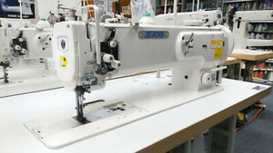 Thor Gc1508l 18 Single Needle 18 Long Arm Walking Foot Sewing Machine W Servo
