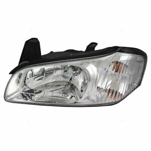 Fits For 2000 2001 Ns Maxima Headlight Left Driver Side 26060 2y926