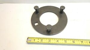Blue Point Ya9845 Specialty Tool Chrysler Harmonic Damper Pulley Holding 1 2 Dr