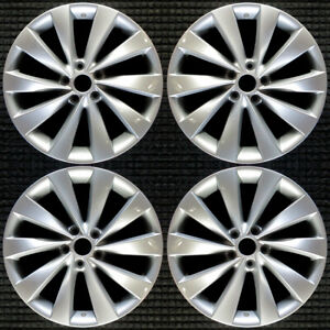 Set 2009 2011 2013 For Volkswagen Vw Cc 18 Quality New Replica Wheels Rims 69890