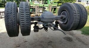 Rockwell Meritor 6 14 Ratio Model Rs24160 Rear Axle Assembly 24k Air Brake