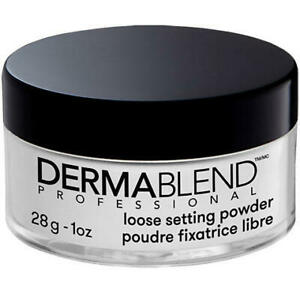 Dermablend Loose Setting Powder Original 1oz. NEW IN BOX AUTHENTIC $23.84