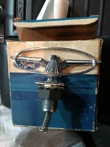 Vintage Ford Thunderbird Hood Emblem New Old Stock