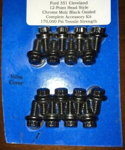 Arp Ford 351c Valve Cover Bolts