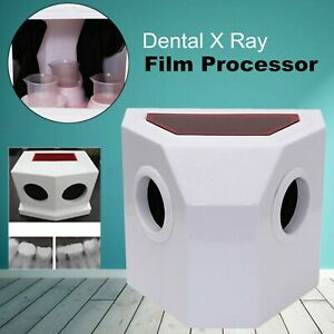 High End Dental X Ray Film Processor Developer Manual Wash Darkroom Box Hn 06