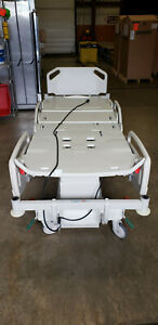 Hill Rom P117od0000049 Total Care Medical Critical Care Bed No Mattress Scal