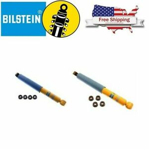 Bilstein 4600 Series Shocks Rear Set Of 2 Absorber For 1995 2004 Toyota Tacoma