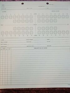 Dental Examination Continuation Forms Patterson Office Supplies