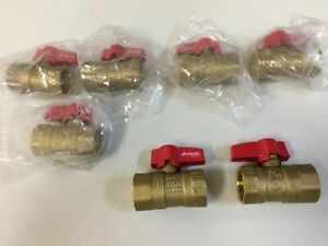 Quantity Of 8 Jomar 3 4 Gas Valves Gbv02 Valve For Lp Gas 125 Psi Max 175g