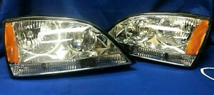Genuine Oem Kia Head Lamp Set 92102 92101 3e041 Fits 2005 2006 Kia Sorento