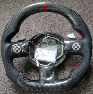 2007 Mini Cooper Ferrari Style Real Carbon Fiber Wheel