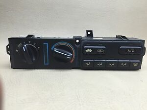 94 95 96 97 Honda Accord Heater A c Temperature Climate Control Unit Oem
