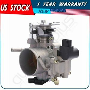 Throttle Body For 2003 2005 Honda Accord 2003 2006 Element 2 4l Lx Ex Dx Se