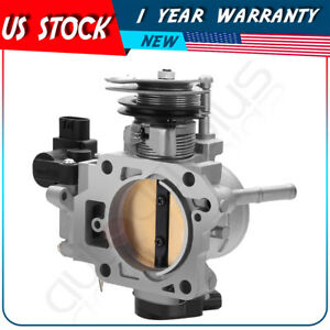 Electric Fule Injection Throttle Body For 2003 2005 Honda Accord Lx Ex Dx Se