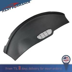 For 1997 1998 1999 2000 01 02 Firebird Camaro Molded Dash Cover Cap Skin Black