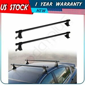 48 Universal Well Made Roof Rack Cross Bars Luggage For 4 Door Suv Truck Jeep