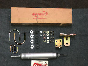 Rancho Steering Stabilizer Shock Kit 2wd