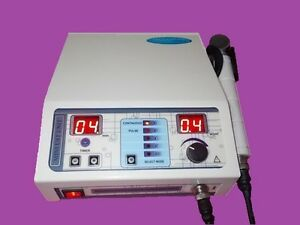 Prof Ultrasound Therapy Machine 1mhz Pain Relief Therapy Physiotherapy K