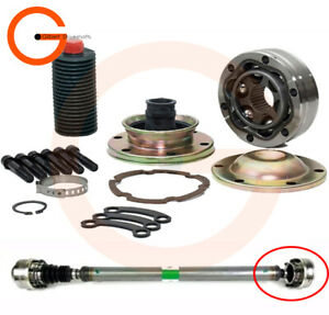 Front Driveshaft Rear End Cv Joint 2006 2010 Jeep Commander Grand Cherokee