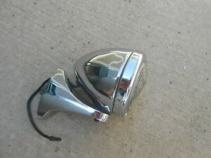 1947 48 Chevrolet Accessory Back Up Lamp Guide B 31 Fleetmaster Fleetline Coupe