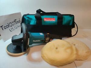Makita 9237cx3 7 Premium Variable Electric Polisher And Sander Kit