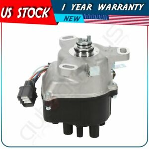 Ignition Distributor Fits 1999 2000 Honda Civic Acura El L4 1 6l