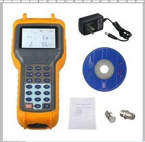 Ry s110 Catv Cable Tv Handle Digital Signal Level Meter Db Tester 47 870 Mhz
