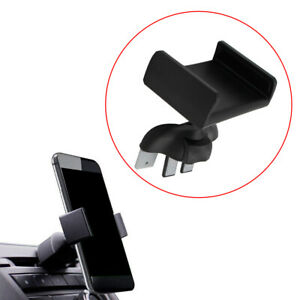 Universal 360 Car Cd Slot Mount Cradle Holder Stand For Mobile Smart Cell Phone