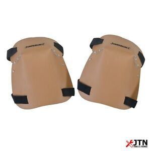 Silverline Cb08 Leather Knee Pads