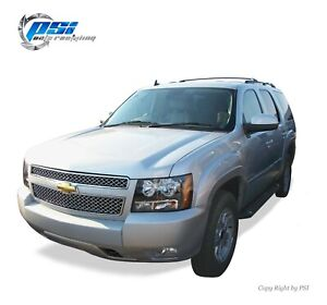 Oe Style Paintable Fender Flares Fits Chevrolet Tahoe 07 14 Excludes Ltz Models