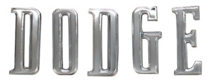 1970 1972 1973 1974 Dodge Challenger Hood Letters Yr1 Vc742