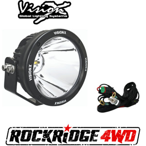 Vision X 6 7 Cg2 Led Light Cannon Gen 2 Single Light W Harness
